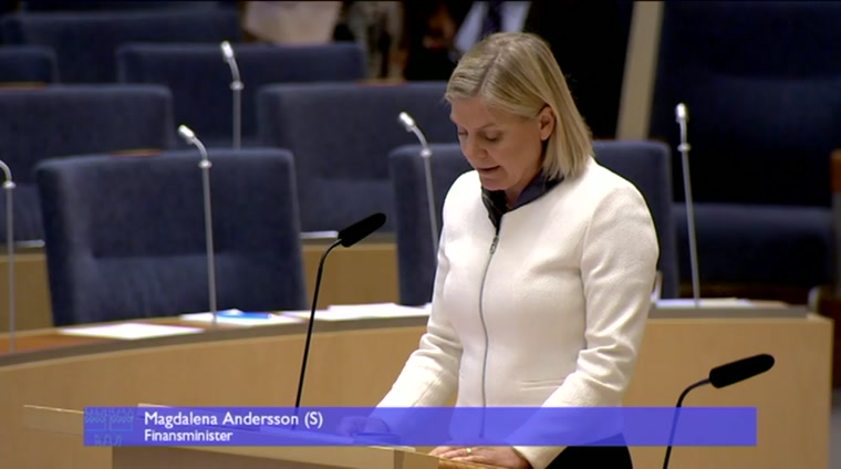Interpellationsdebatt
